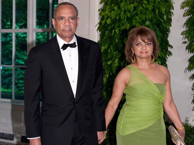 Kenneth Chenault chairman and CEO of American Express from 2001 to 2018 via Wikimedia Commons